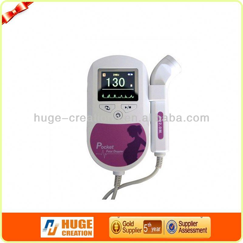 Medical products fetal doppler jpd-100s