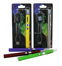 high quality cheap EVOD MT3/ vapor oil 510 vape pen kit/ vape starter kits wholesale vaporizer pen