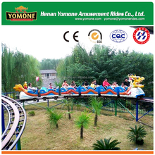 2017 new amusement products of swing roller coaster with dragon style for sale