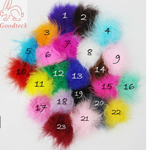 Wholesale feather suppliers Artifical natural Turkey marabou feather for wedding decoration