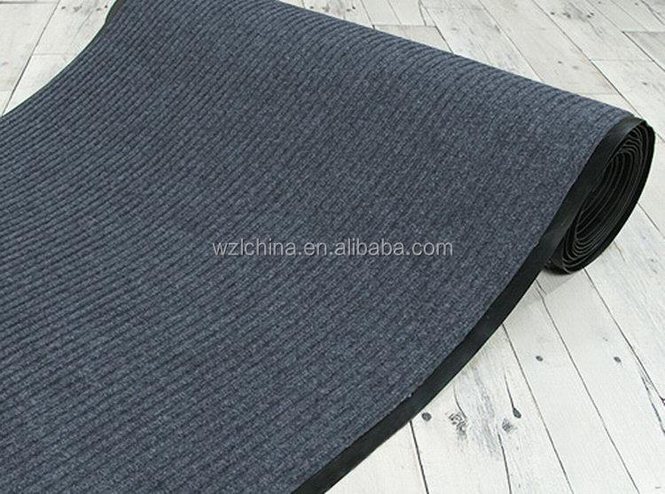 Contemporary promotional aluminum floor door mat
