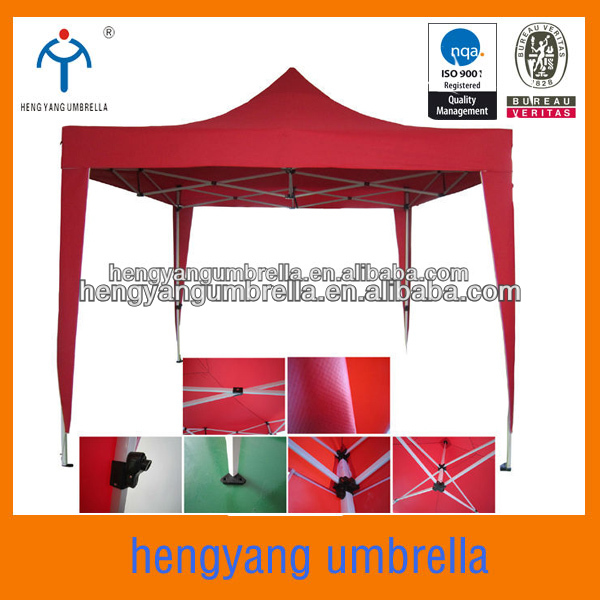Size 3*3m easy pop up gazebo