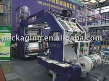 High speed 4 colors Flexography Printing Machine