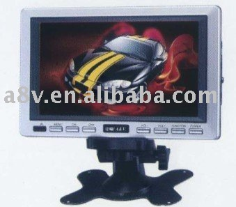 DVB-T Portable LCD TV Player