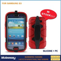 shockproof folder case for samsung galaxy s3