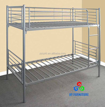 Simple cheap all steel metal bunk beds for adult wholesale