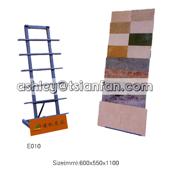 stone slabs display racks/marble and granite tile display racks/stone slabs storage rack E010