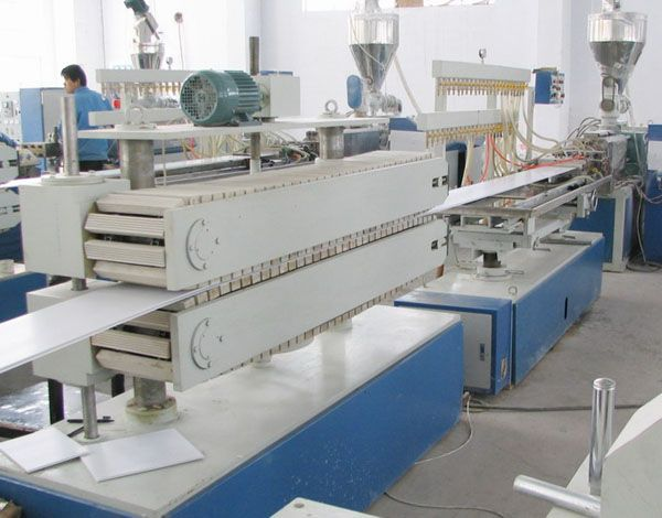 pvc decorated board production line