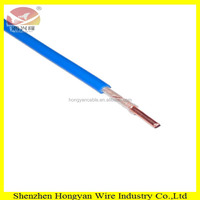 Hongyan Cooper PVC Insulation Low Voltage Building Electric Wire