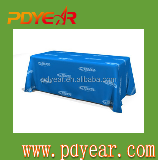 Cheap 250g polyester table cloth