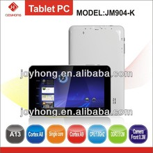 9 inch RK2926 Cheapest Single Core Tablet pc