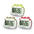 outdoor battery powered home plastic magnetic countdown timer