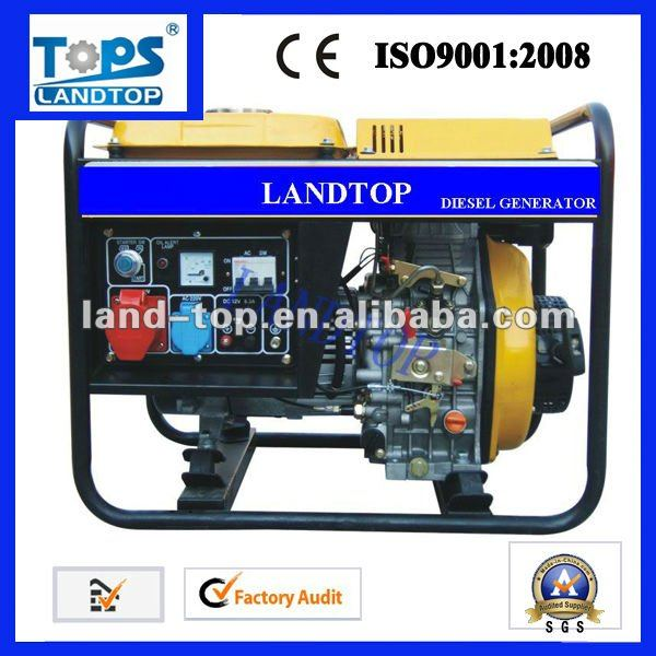 HOT Generator Diesel 3KVA with Price