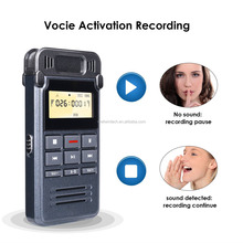 4GB/8GB Electronic Mp3 digital dictaphone Telephone Voice audio Recorder