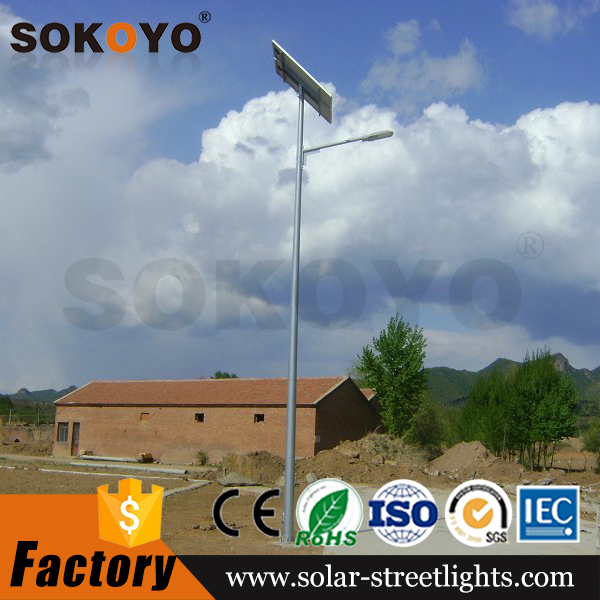 Energy saving anti-theft solar street light solar led flood lights outdoor