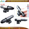 1Set Adjustable shotgun laser sight with Tail Switch Aluminium Alloy 532nm Red Laser Scope Hunting Optics