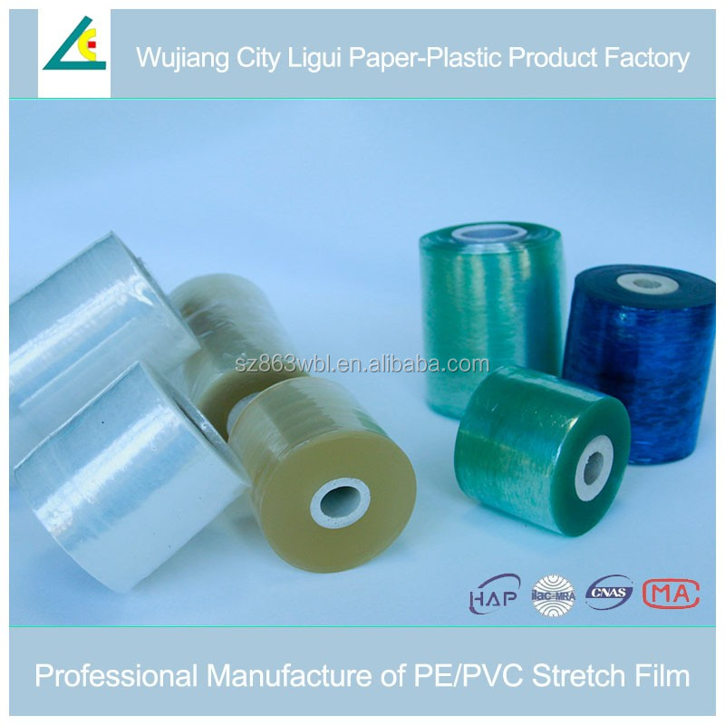 Super clear PVC Manual protective film for wood