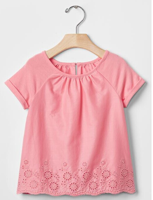 2016 fashion princess cutting latest styles new neck designs of blouse kids for girls clothes