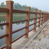 Slinky Free Sample Outdoor Wpc Railing