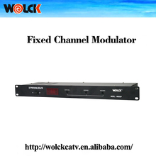 Singel Channel RF Fixed Cable TV Modulator