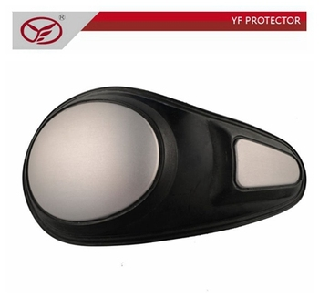 Light weight titanium shoulder protector high safety