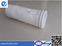 Cement industry ultra emission polyester filter bag