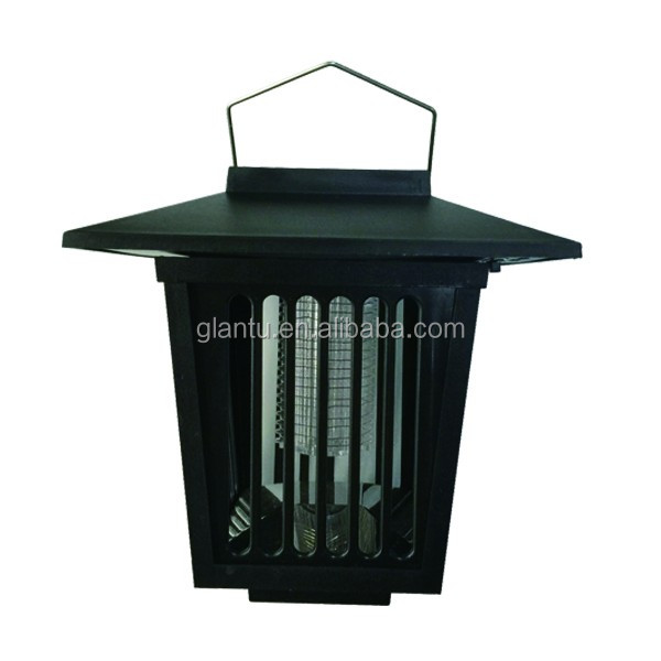 Portable Mosquito Insect Zapper Bugs Killer with Solar LED Lamp