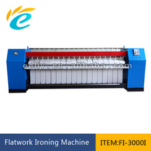 Commercial ironing sheet machine