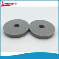 Durable 3M Adhesive Backed Silicone Rubber Bumper Feet thick round silicone rubber bumper feet