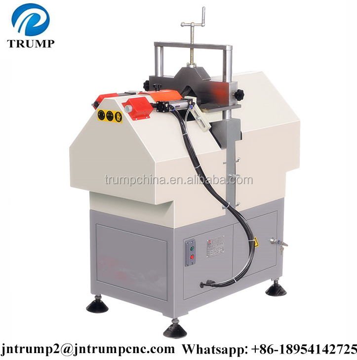 China Supplier V-notch Cutting Machine for PVC Window Profile