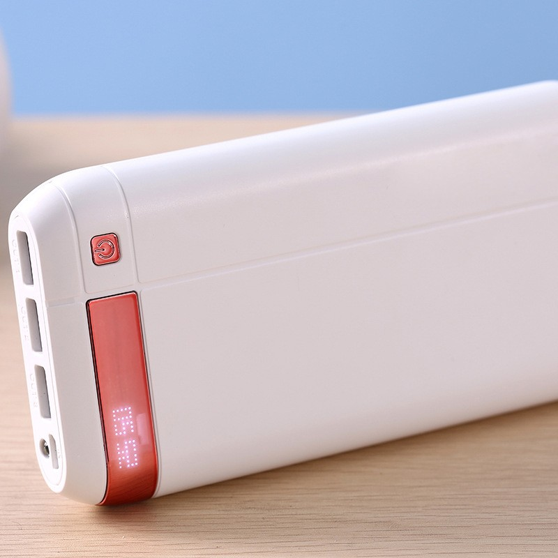 20000mAh Power bank Portable fast charging mobile power bank