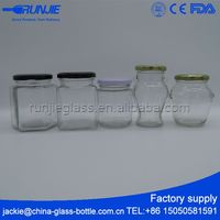 Avilable Glass Stocked Advanced EU machines glass jars canisters