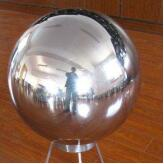 Stainless steel decoration ball