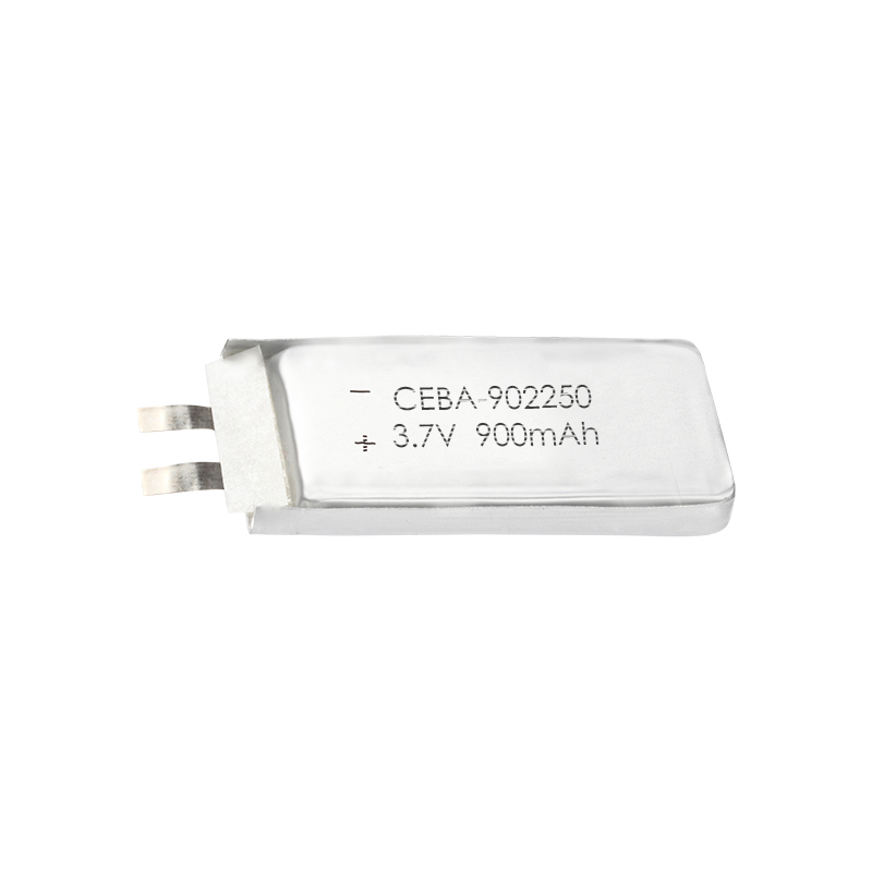 CEBA 902250 lithium polymer e-bike battery 3.7V 900mah li-ion polymer rechargeable battery 902250 900mah
