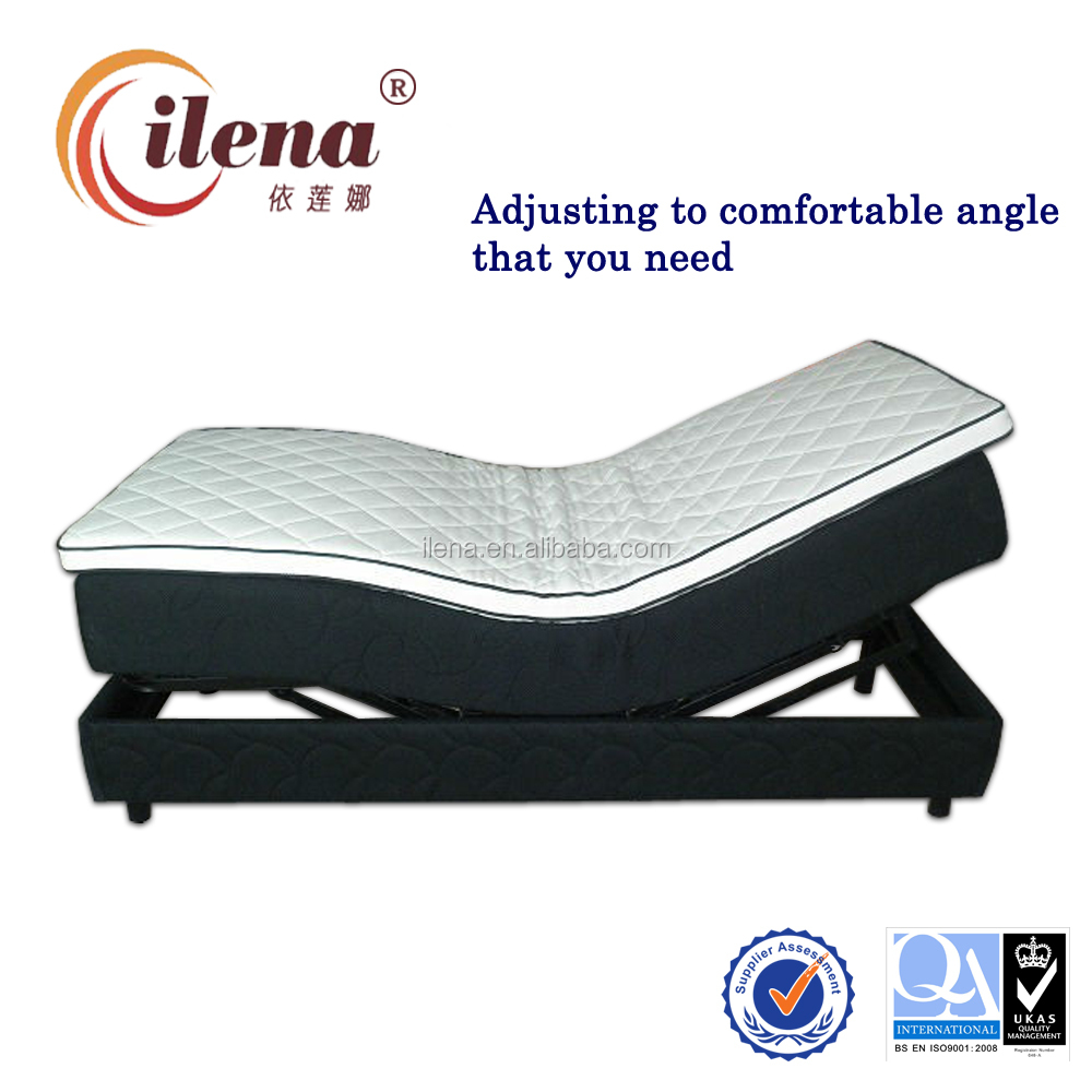JM2093-Best design firm parts for electric adjustable bed mattress