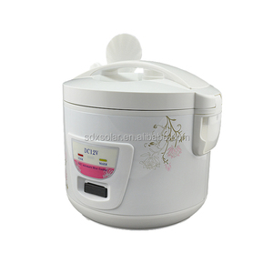 DC 12V 2L Mini Hot Pot Cooker Solar For Domestic