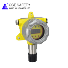 QB2000N Relay output industrial fixed methane gas leak detector