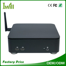 Iwill M5 Intel core i3 i5 i7 dual core remote desktop mini PC