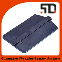 Wholesale Good Supplier Trade Assurance Leather Phone Case Custom