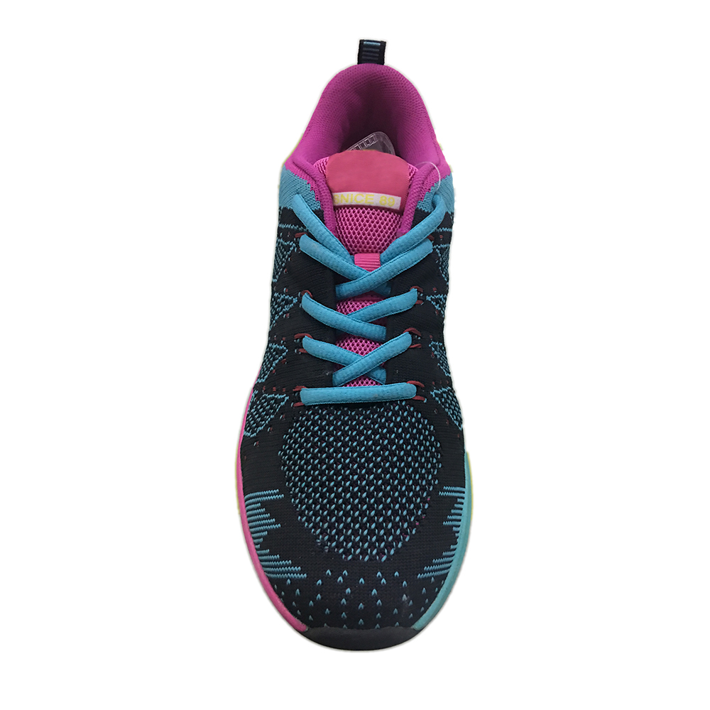 Famous Brand Fly Walking Flykniting Racer Sports Shoes