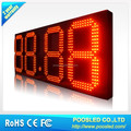 Digital LED gas price display screen petrol display