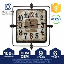 Best Factory Direct Sales Highest Quality Clearance Price Employee Time Factory Machinery Clock Craft