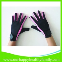 Neoprene Pink & Black Scuba Surfing and Diving Sport Gloves