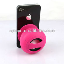 2013 hot sale suction cup bluetooth speaker with good sound quality