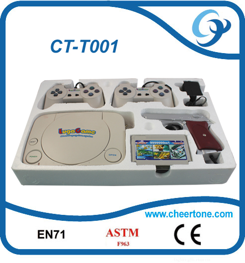 ps 1 console TV Game game console TV video game player