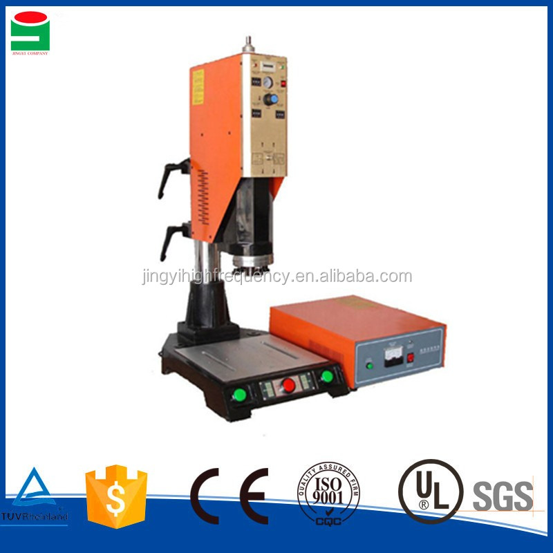 Paper And Plastic Packaging New Non Used Ultrasonic Welding Machines