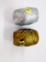 5mm*10m Raffia Paper Egg for Gift Packaging or Holiday/Easter Table Decoration