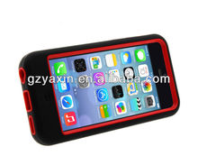 3d Silicon hot cellphone case manufacturer for apple iphone 5c