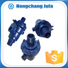 32A right threaded union ductile cast iron fitting hot oil/steam rotary joint / rotating joint