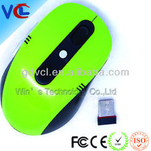 10M 2.4G Wireless USB Wheel types of computer Mouse for PC Laptop